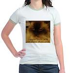 Prior Knowledge Jr. Ringer T-Shirt