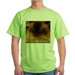 Prior Knowledge Green T-Shirt