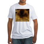 Prior Knowledge Fitted T-Shirt