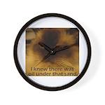 Prior Knowledge Wall Clock