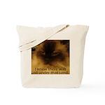 Prior Knowledge Tote Bag