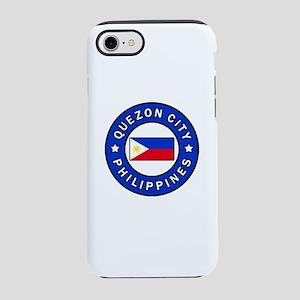 Quezon City Philippines iPhone 8/7 Tough Case