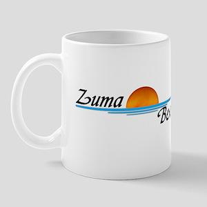 Zuma Beach Sunset Mug
