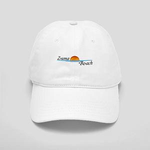 Zuma Beach Sunset Cap