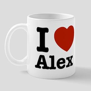 I love Alex Mug