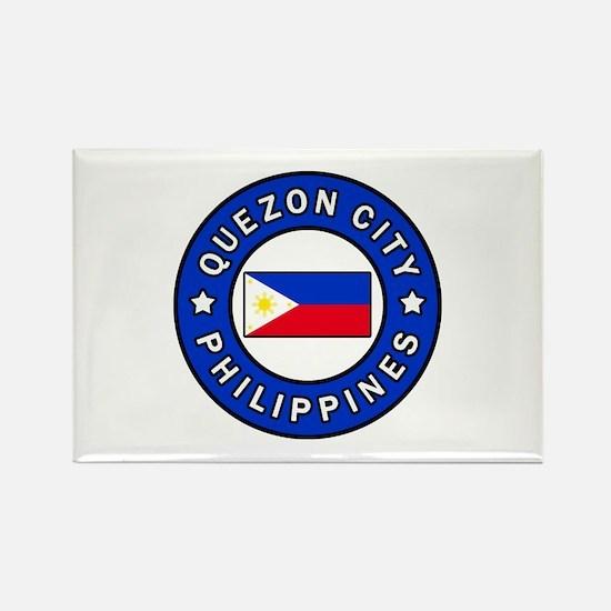 Quezon City Philippines Magnets