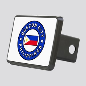 Quezon City Philippines Rectangular Hitch Cover