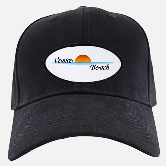 Venice Beach Sunset Baseball Hat