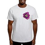 Lavender Eye Daylily Light T-Shirt