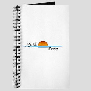Myrtle Beach Sunset Journal