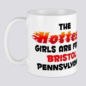 Hot Girls: Bristol, PA Mug