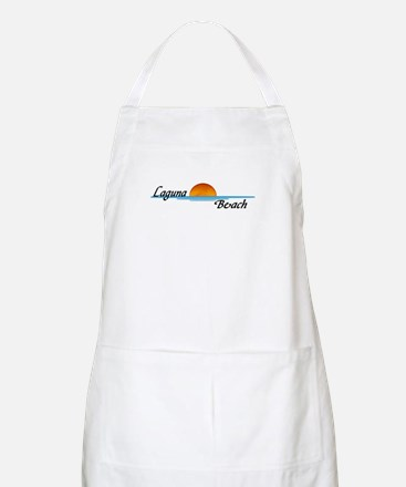Laguna Beach Sunset BBQ Apron