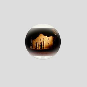 The Alamo Mini Button (10 pack)