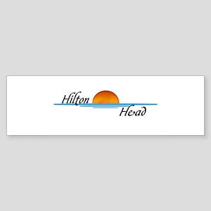 Hilton Head Sunset Bumper Sticker