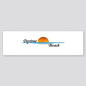 Daytona Beach Sunset Bumper Sticker