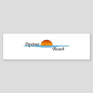 Daytona Beach Sunset Bumper Sticker