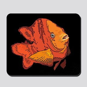 Garibaldi Fish Mousepad