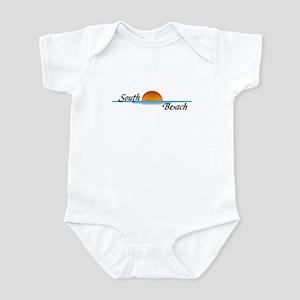 South Beach Infant Bodysuit