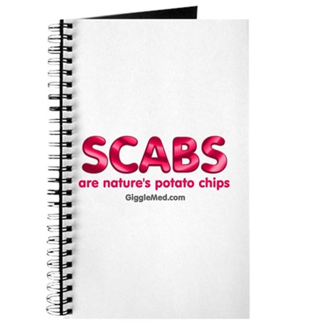 Scab Potato Chips Journal
