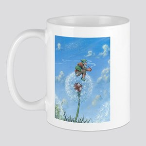 Dandelion Gnome Mug
