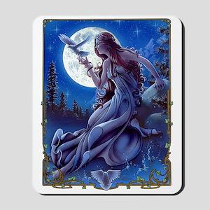 Queen of Dreams Mousepad