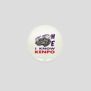 I know Kenpo Mini Button