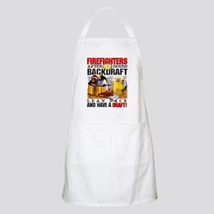 FIREFIGHTERS BACKDRAFT BBQ Apron