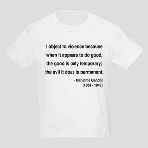 Gandhi 14 Kids Light T-Shirt