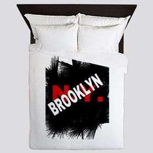 BROOKLYN N.Y. Queen Duvet