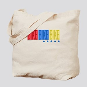 Bike Bike Bike Tote Bag