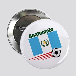 """Guatemala Soccer Team 2.25"""" Button (10 pack)"""
