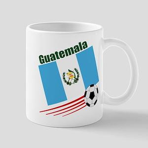 Guatemala Soccer Team Mug