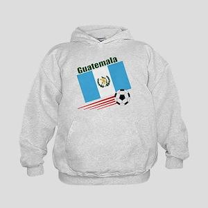 Guatemala Soccer Team Kids Hoodie