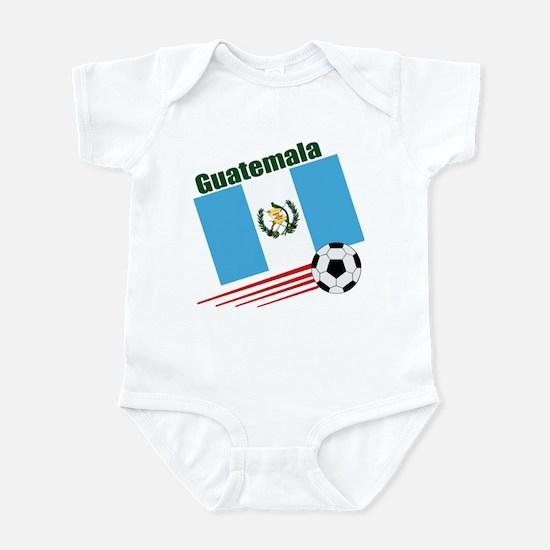 Guatemala Soccer Team Infant Bodysuit