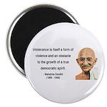 Gandhi 16 Magnet