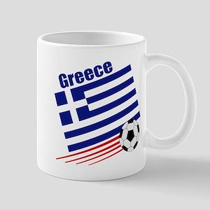 Greece Soccer Team Mug