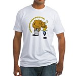Don't Monkey Around Fitted T-Shirt
