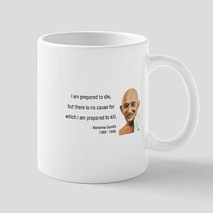 Gandhi 17 Mug