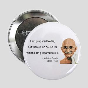 """Gandhi 17 2.25"""" Button"""