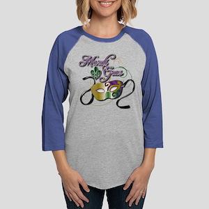 Mardi Gras 3 Long Sleeve T-Shirt