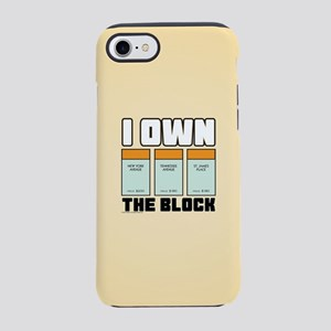 Monopoly - I Own The Block iPhone 8/7 Tough Case