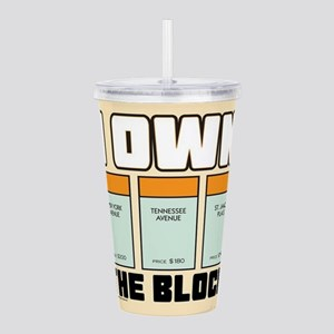 Monopoly - I Own The B Acrylic Double-wall Tumbler