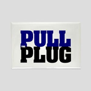 PULL THE PLUG Magnets