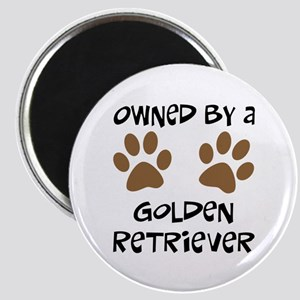 Owned By A Golden... Magnet
