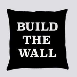 Build The Wall Everyday Pillow