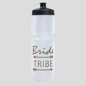 tribal arrow bride tribe Sports Bottle