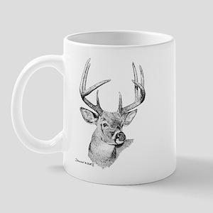 Whitetail Deer Mug