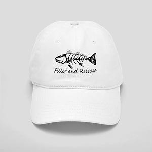 Fillet & Release - Redfish Cap