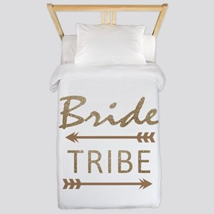 tribal arrow bride tribe Twin Duvet Cover