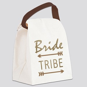 tribal arrow bride tribe Canvas Lunch Bag